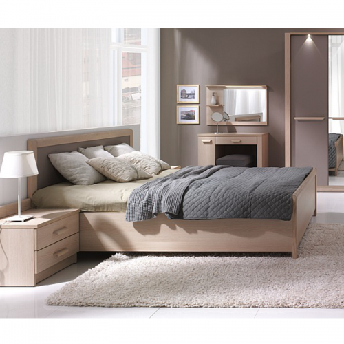 Łóżko London New Elegance