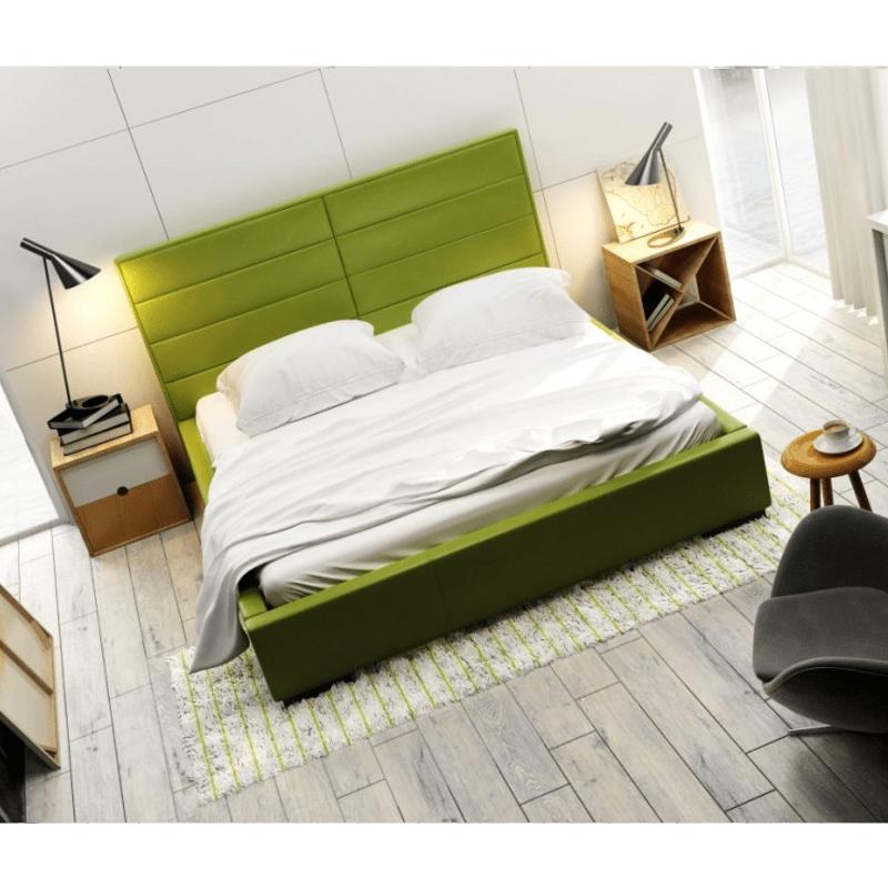 Łóżko Quaddro Double New Elegance